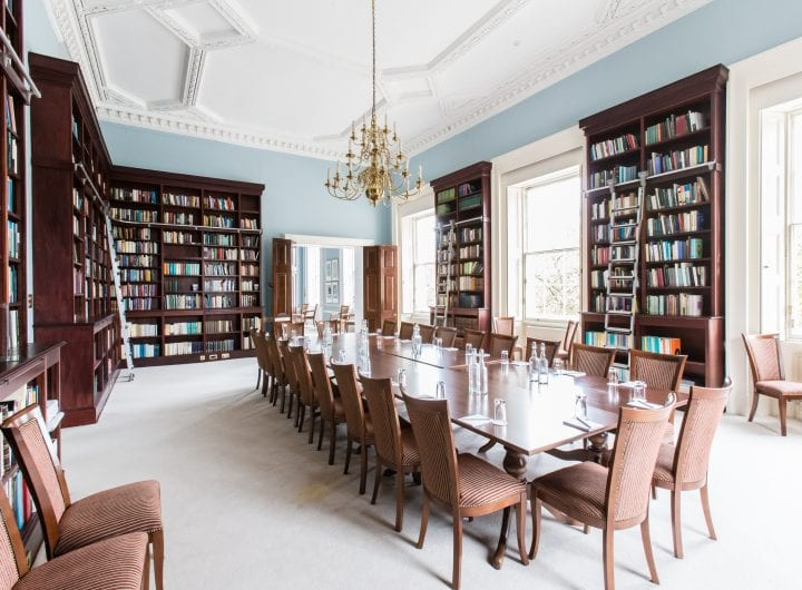 10% off room hire at {10-11} Carlton House Terrace