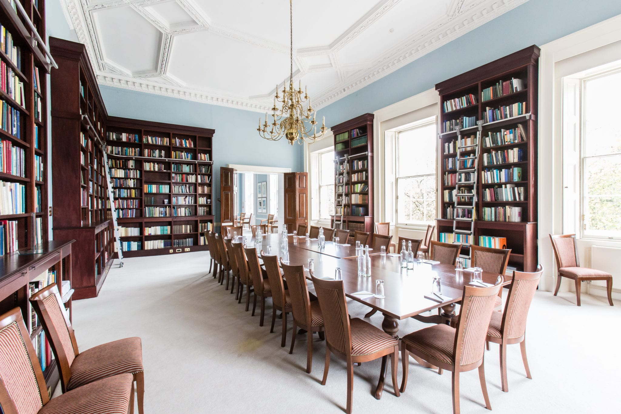 British Academy S New Library Launches For Event Bookings