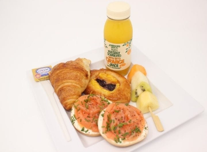 110 Rochester Row's new breakfast package to get taste buds tingling