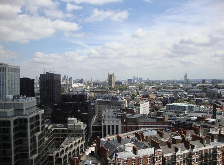 110 Rochester Row offers new incentive with Westminster Cathedral Tower View