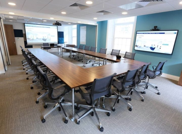 116 Pall Mall offers 30% off meeting room hire on Mondays and Fridays