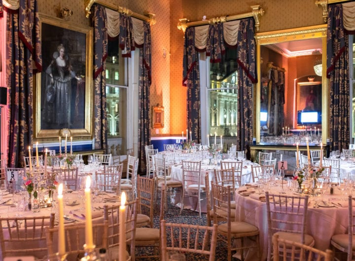 116 Pall Mall hosts record number of agents at mia's Connect Agent Dinner