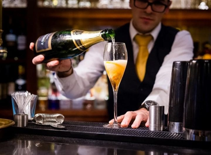 Book your event at 116 Pall Mall and get a complimentary drinks upgrade