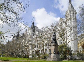The Royal Horseguards and One Whitehall Place Christmas packages from £85pp