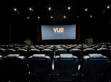 Vue West End Venue London