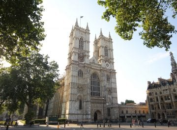 Westminster Abbey Venue London