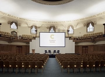 Church House Westminster Venue London