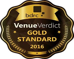 Gold for Church House Westminster