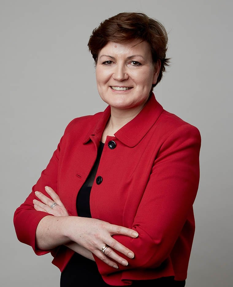 WVC Team Member Barbara Wutte