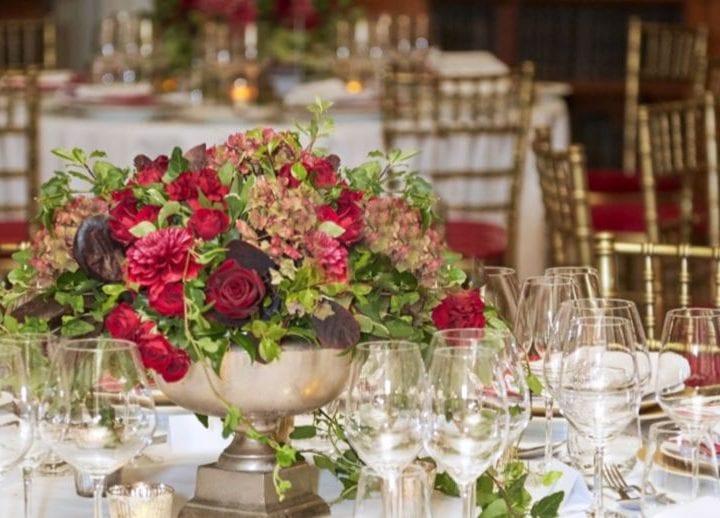 Royal Society festive celebrations