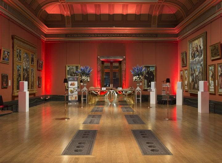 National Gallery meetings and events from £67pp