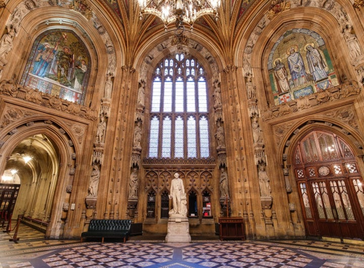 House of Commons offers 25% off venue hire for November and December