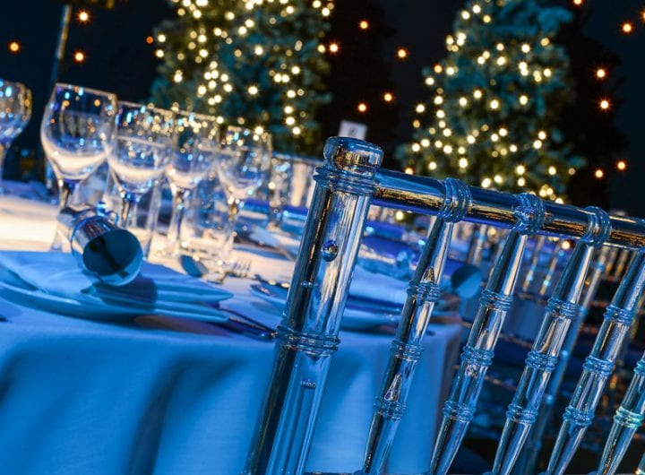 Church House Westminster launches sparkling Christmas packages