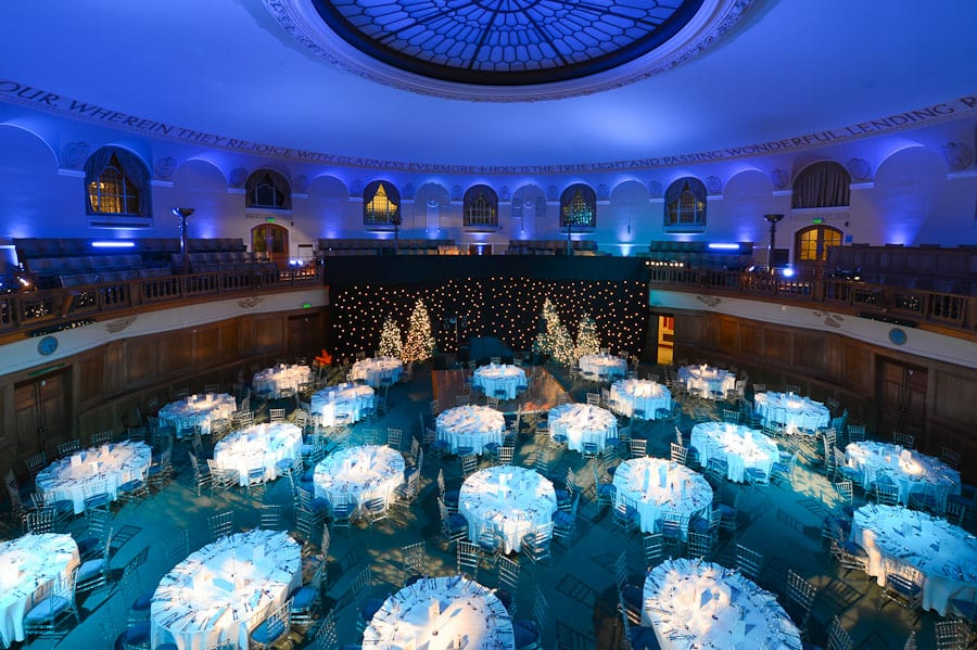 Partyvenuesuk Co Uk: Christmas Party Venues: A Classic Christmas Knees-up