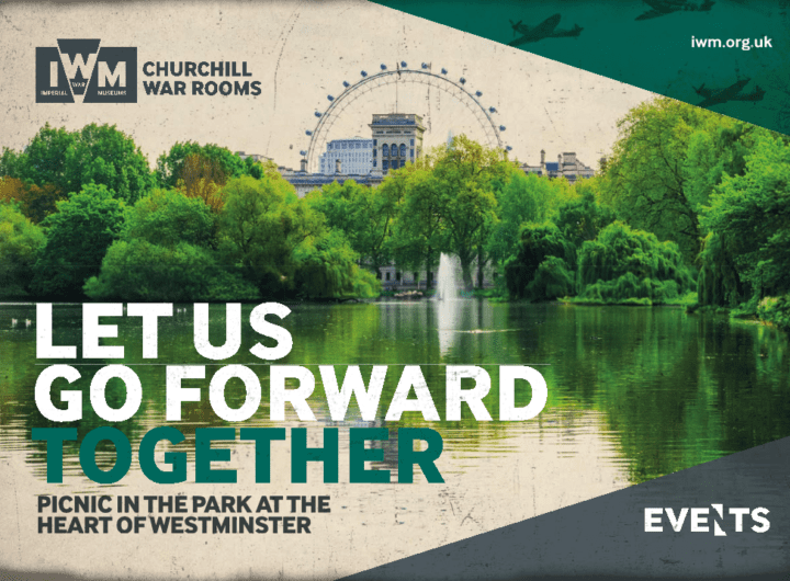 Churchill War Rooms offers new spring & summer DDRs from £55pp
