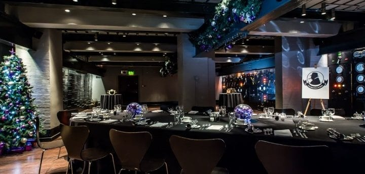 One in 10 delegates eat free at Churchill War Rooms this Christmas