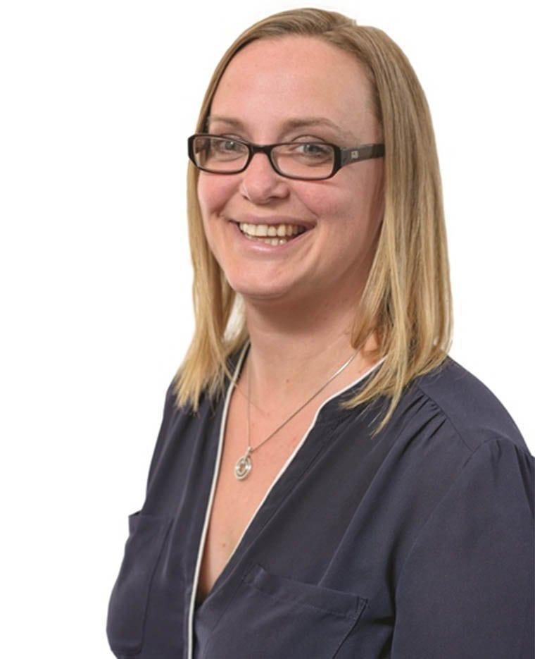 WVC Team Member Clare Davies