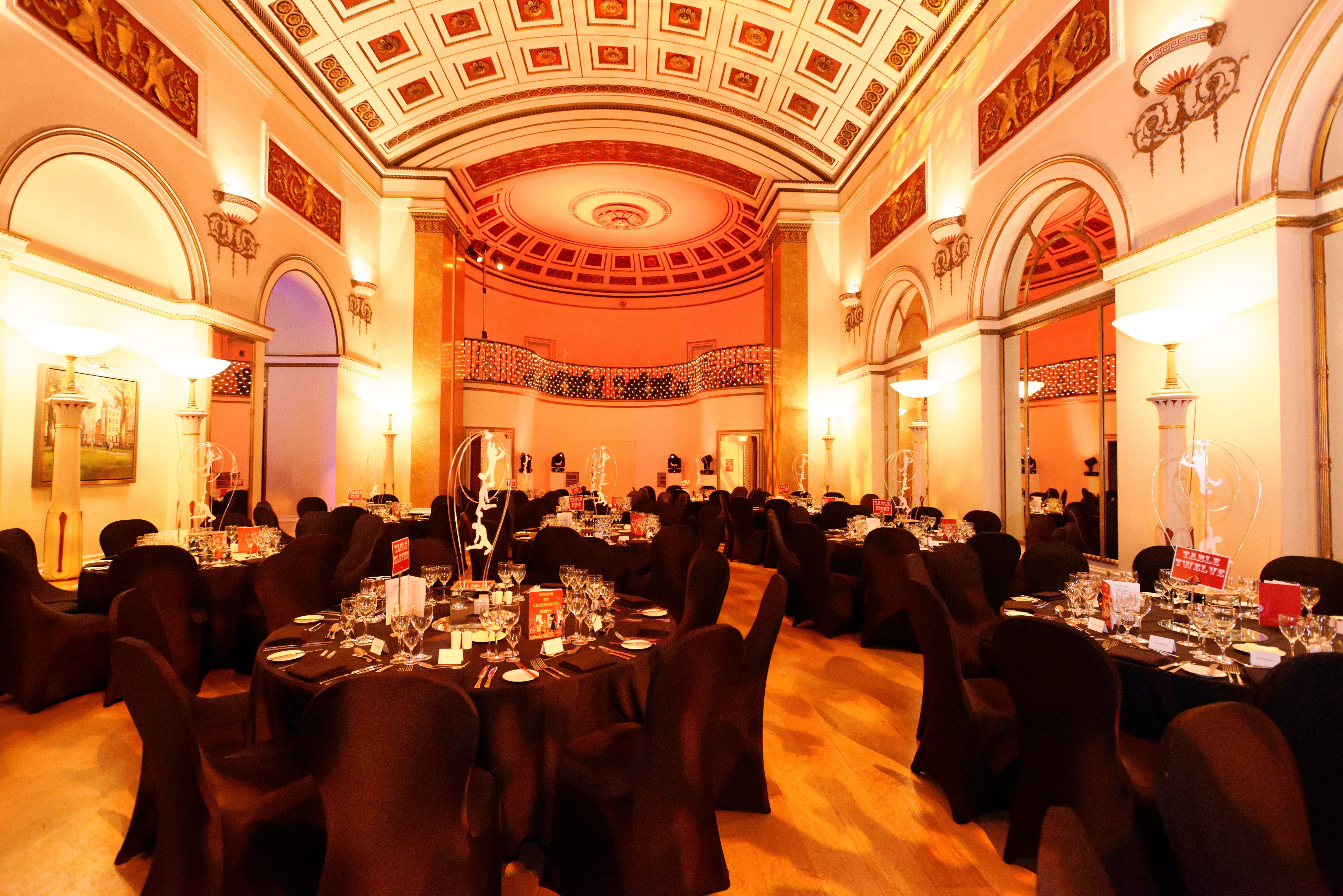 All-inclusive conferences from £59pp at The Lansdowne Club