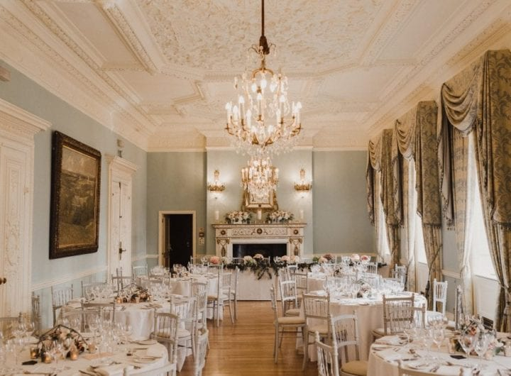 Dartmouth House offers 20% off room hire for March and April 2020