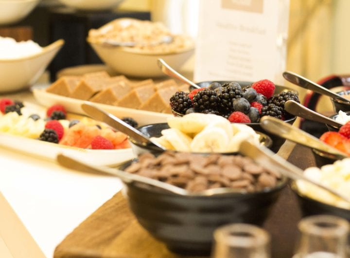 Complimentary healthy breakfasts throughout January and February at Dartmouth House