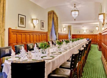 40% Off venue hire for the week commencing Monday 13 April 2017 at House of Commons