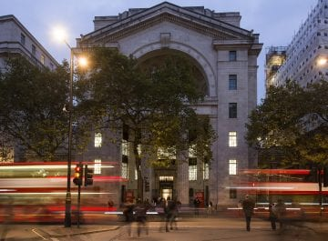 One in 10 delegates meet for free at Kings Venues: Bush House
