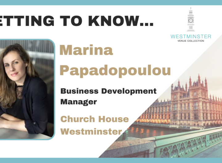Getting to know: Marina Papadopoulou