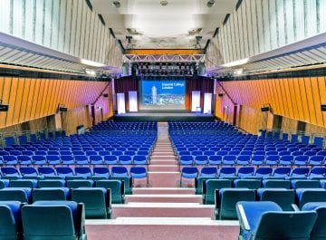 Imperial College London Venue London