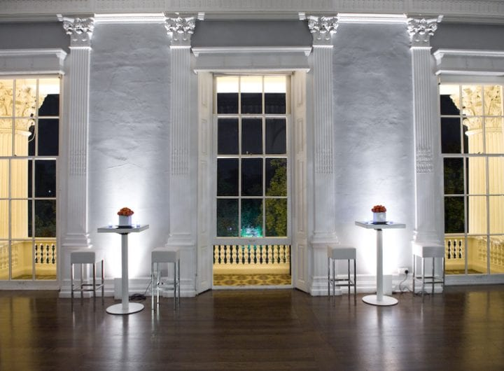 Take in the sights of London this Christmas at the Institute of Contemporary Arts