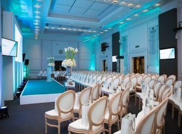 20 Cavendish Square Venue London