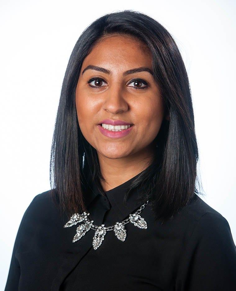WVC Team Member Jayna Patel