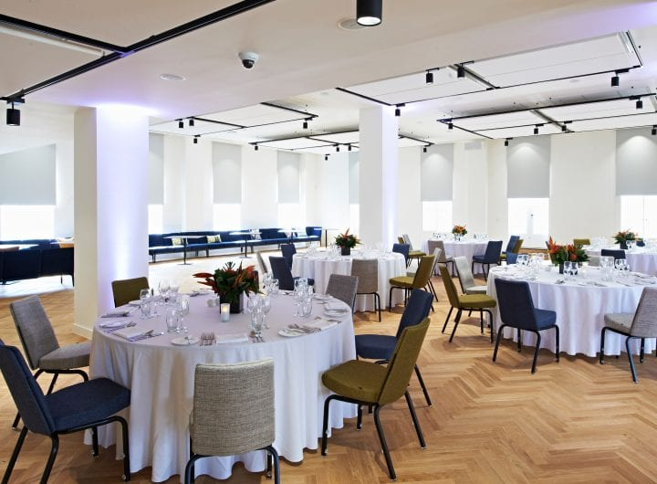 20% off room hire at King's Venues – Bush House