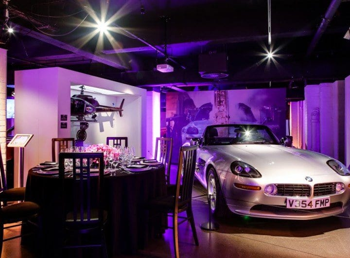 20% off venue hire at London Film Museum