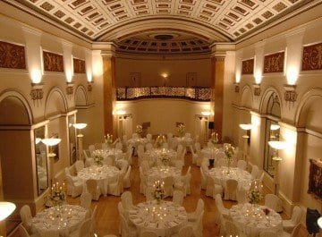 Exclusive 10% discount for Christmas bookings at The Lansdowne Club