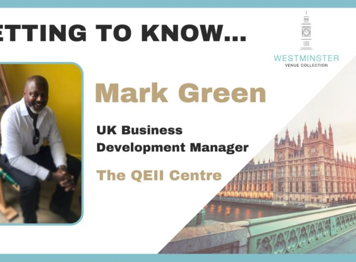 Getting to know: Mark Green