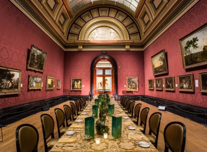 The National Gallery offers special DDR rate of £55pp until April 2020