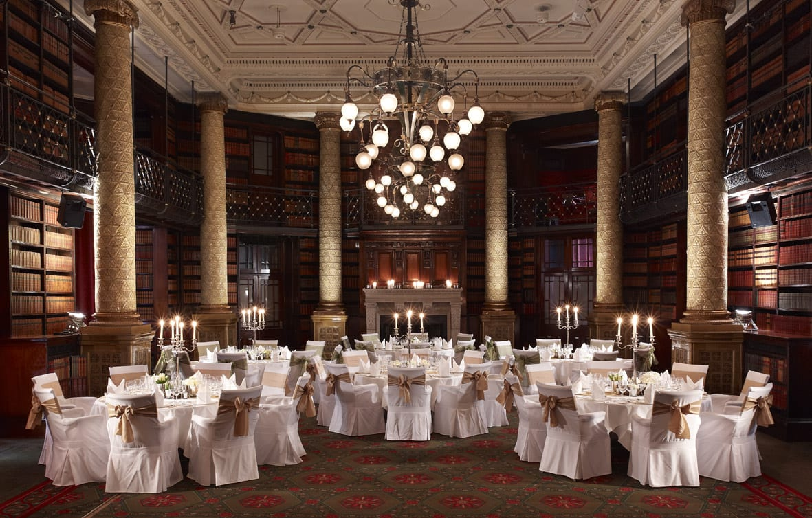 Christmas Party Venues Intimate Private Dining Celebrations Westminster Venue Collection