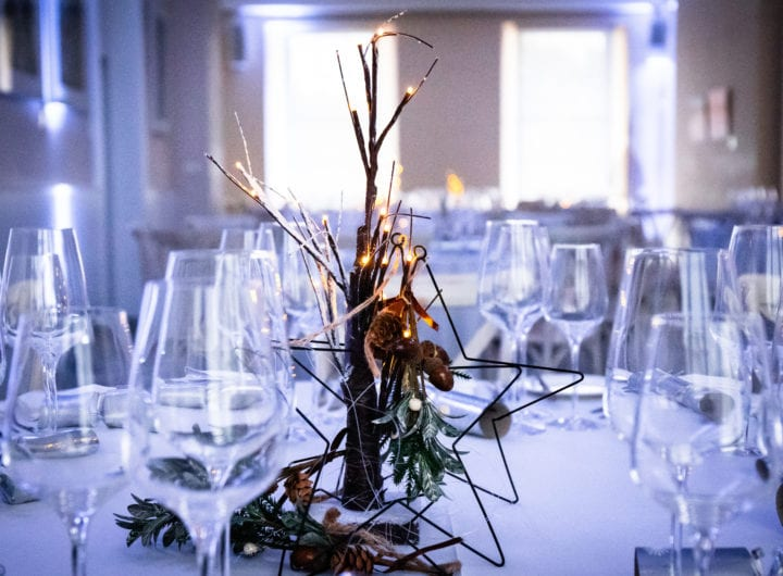 Complimentary Prosecco receptions throughout December and January at Prince Philip House