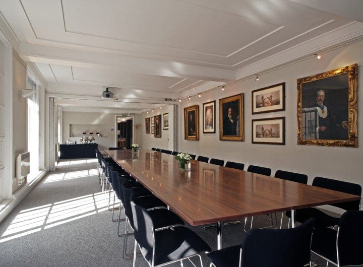 Meeting of minds at RIBA Venues just £45pp