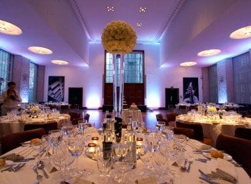 DDR package from £68.00 at RIBA Venues