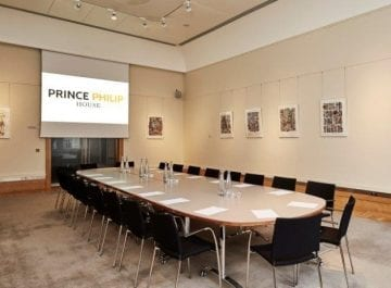 Prince Philip House Venue London