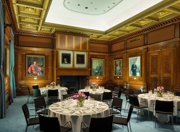 Celebrate Christmas in style from £70.50pp at the Royal Society