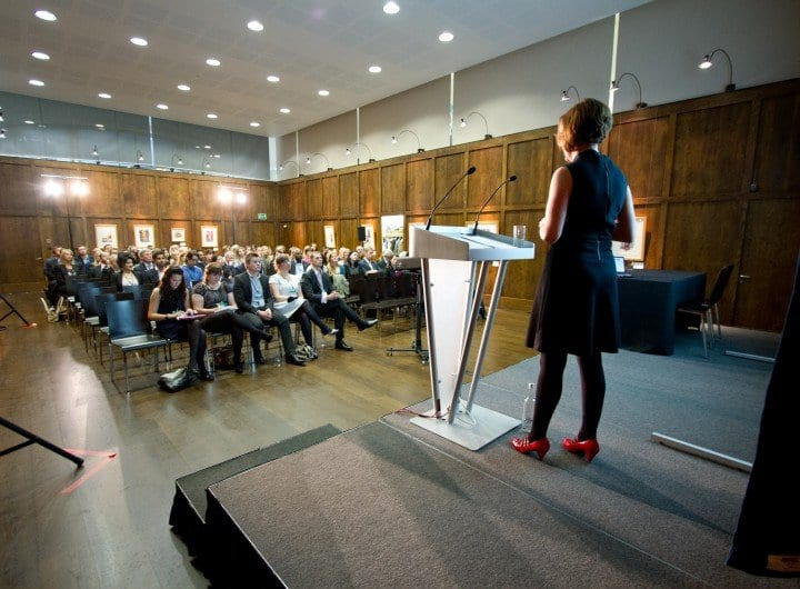 10% off venue hire at St Martin-in-the-Fields