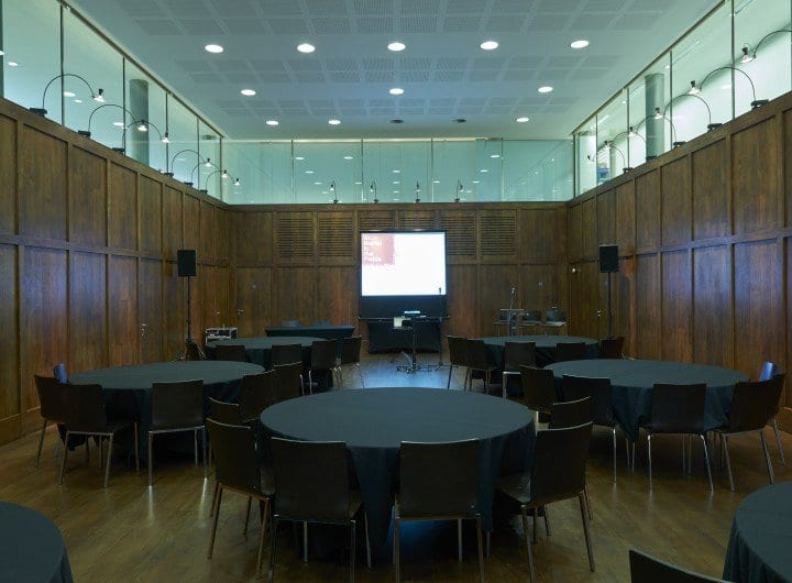 25% off venue hire throughout August at St Martin-in-the-Fields