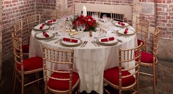 Cracking Christmas party packages from £75pp at St Martin-in-the-fields