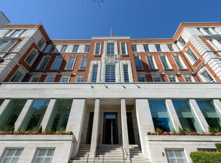 IET London: Savoy Place offers a place of respite for emergency workers