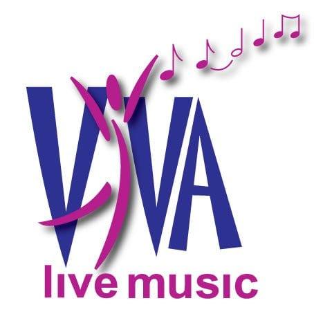 Viva Live Music logo