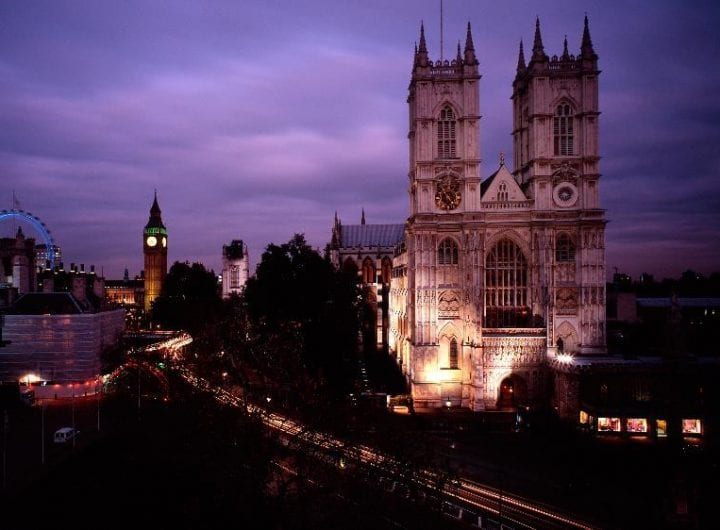 15% off at Westminster Abbey this Winter