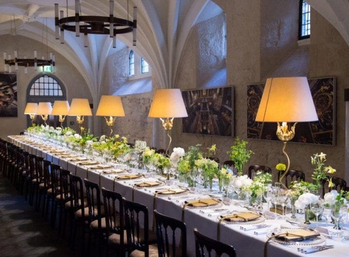 15% off venue hire at Westminster Abbey