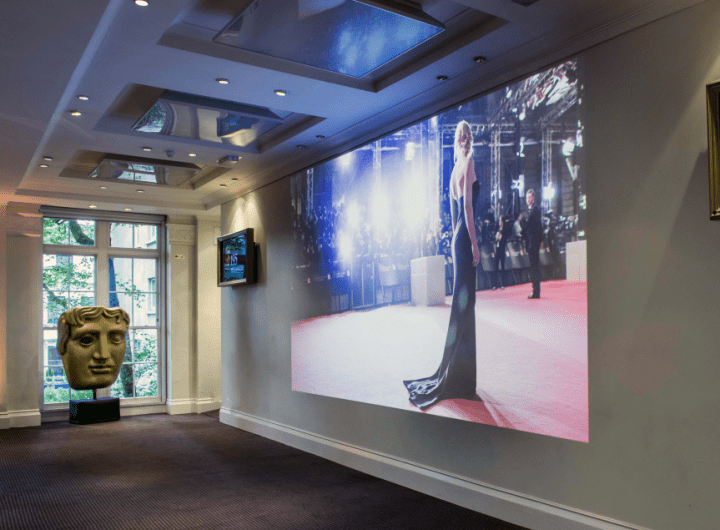 Complimentary room hire at BAFTA 195 Piccadilly